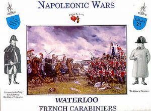 CALL3221 Waterloo French Carabiniers